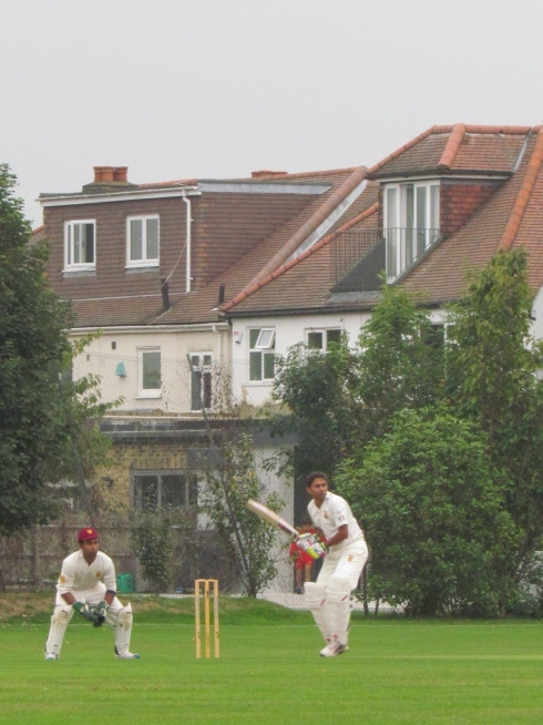 Deepak revives the flagging Vets with 49 off 20 balls