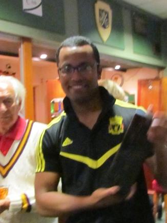 Saikat - Youths Man of the Match