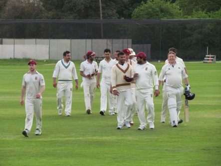 Game over and KCC Glorious Victorious!