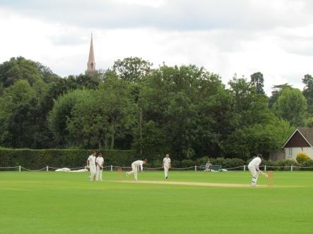 At Church Road, Wimbledon
