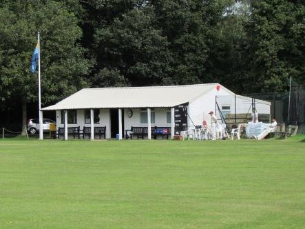 The Headley pavilion
