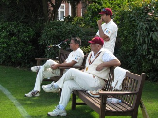 Vets' bench on edge after slow start. Will they get enough runs?