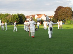 Vets win sensationally by 4 runs in the last over