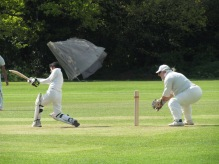 Varun gets into the act in an unbeaten partnership of 149 with Tim