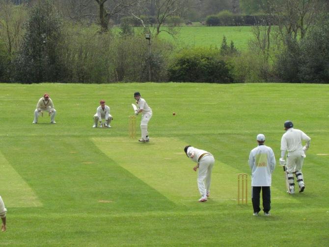 Ground at Frensham