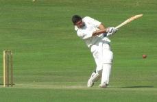 Saurav drives to be top scorer on 44