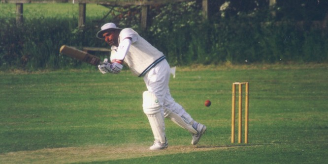 Ravi Kannan's heroics at Roehampton CC in Sept 1997