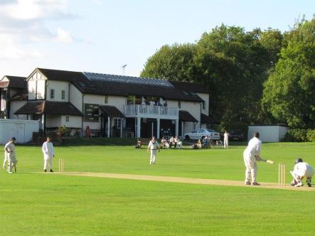 Shenley ground