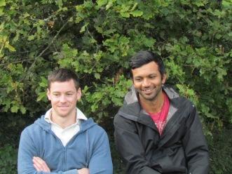 Tim and Bharat reflect