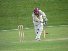 Neeraj supports with 31