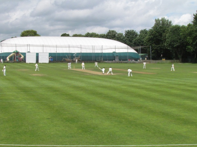 The ground at Acton CC