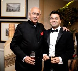Sunil and Tabrez