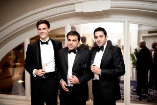Bernard, Neeraj, Nitin