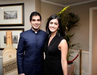 Kunal and Zeenia