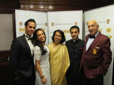 The Amar family