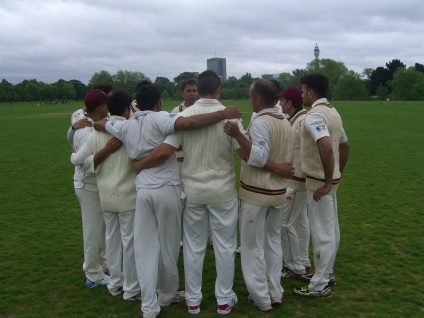 The Team Huddle