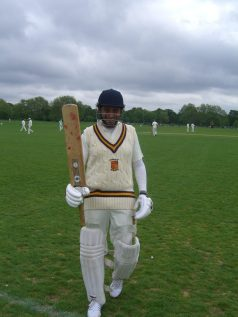 Nitin 's 85 in 51 balls against Labara is top class