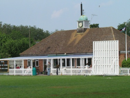 The pavilion at Riverside Drive