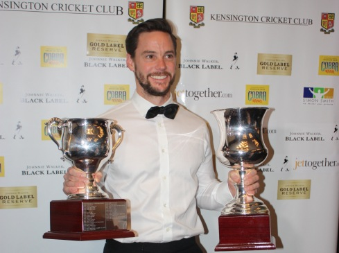 Cricketer of the Year - Tim Keleher