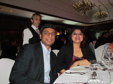 Amit and Ritu Shanker