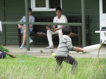 Future KCC prospects - the Shanker brothers, Anuvrat and Prasit
