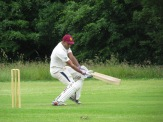 Rohan completes an elegant fifty