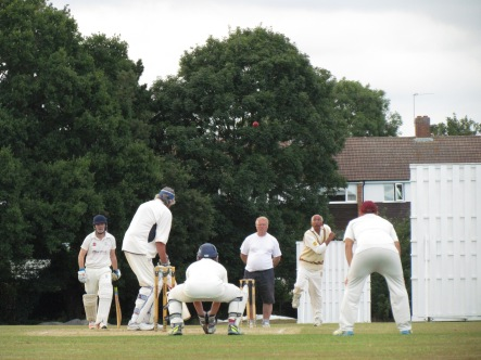 San's 'snowflake' ball tempts the batsman