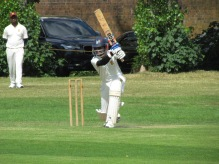 ...with Yogesh Keswani (39*) in vital support