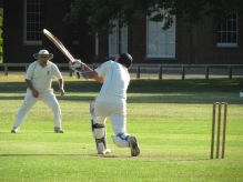 Saurav Sen (44*) almost snatches a win with some big hitting