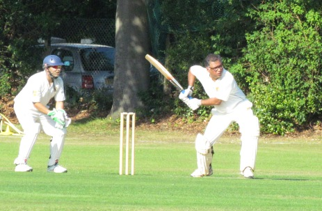 Rahul Rege gives KCC India a fast start with 62