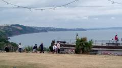 A view of the bay in Torquay