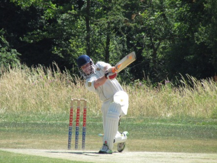 Tim drives and gives KCC a fast start