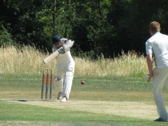 Nitin fills his boots with 70 in 57 balls