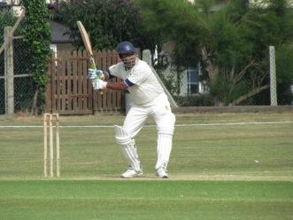 Saikat continues his good form
