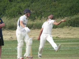 Rohan gets 3 wickets