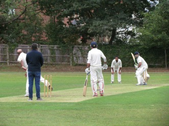 Sid and Nitin put on an unbeaten 138 to win comfortably