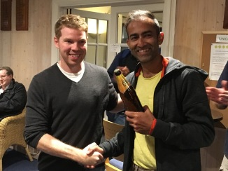 Rohan gets the Cobra for his polished innings of 82