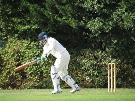 Amit Shanker gives KCC a brisk start