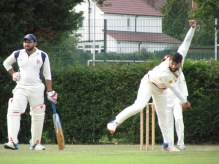 Eddy delivers - but not wickets