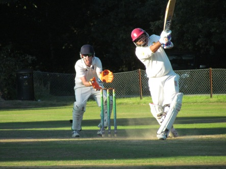 Neeraj hits out in a losing cause
