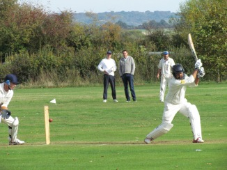 Chetan out for 55 - stumped, not bowled