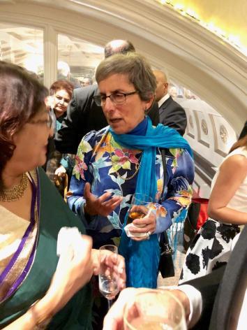 Prof Dame Parveen Kumar