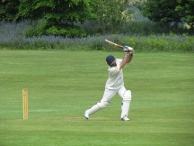 Harsha attacks from the other end