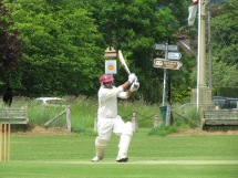 Neeraj plays a valuable knock as opener