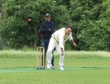 Chetan Singh keeps control