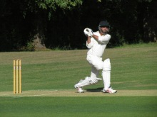 Praveen pulls on his way to 51