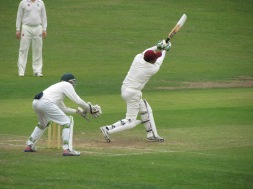 A six for Amit