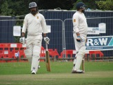 66 run winning partnership between Chetan and Harsha