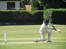 Harsha storms to 32 with 8 fours