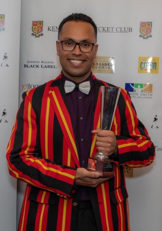 Saikat Barua - Best Fielder
